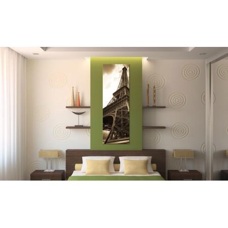 Quadro - Parigi onirico - seppia - Quadri e decorazioni