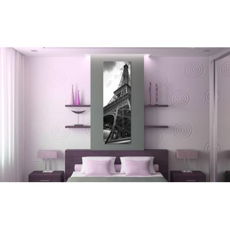 Quadro - Parigi onirico: in bianco e nero - Quadri e decorazioni