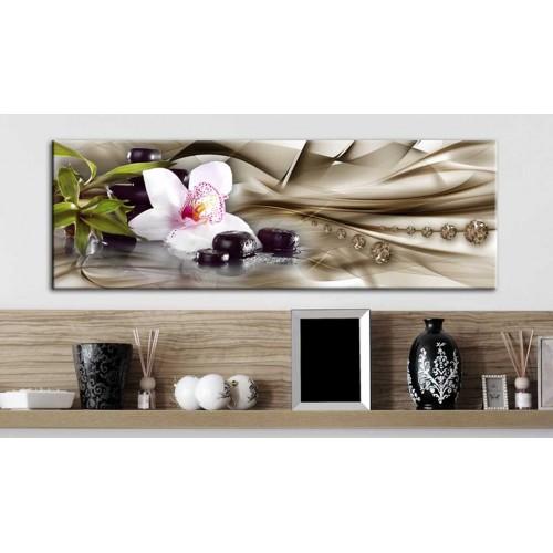 Quadro - Composizione Zen beige - Quadri e decorazioni