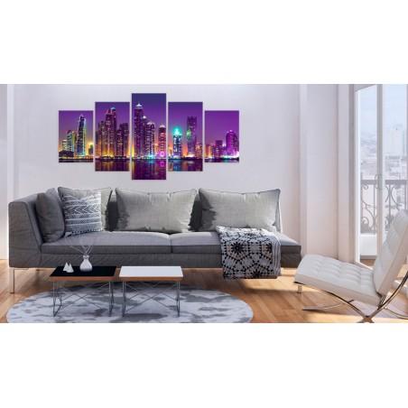Quadro - Purple Nights - Quadri e decorazioni