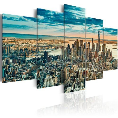 Quadro - NY: Dream City - Quadri e decorazioni