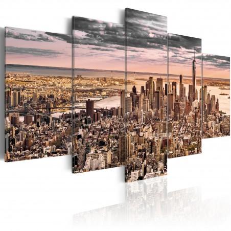 Quadro - New York City: Morning Sky - Quadri e decorazioni