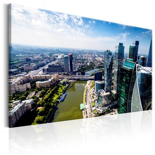Quadro - Aerial view of Moscow - Quadri e decorazioni