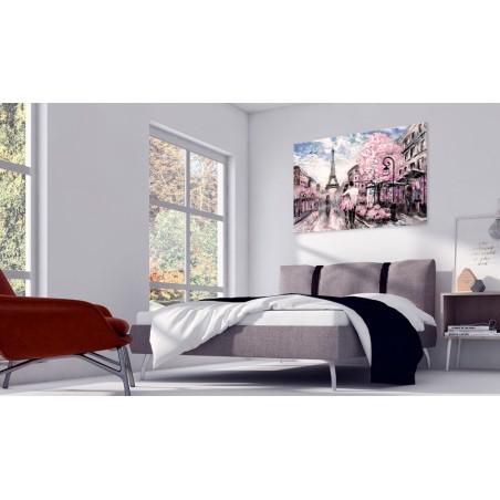 Quadro - Parigi rosa - Quadri e decorazioni