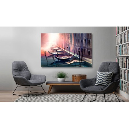 Quadro - Early Morning in Venice - Quadri e decorazioni