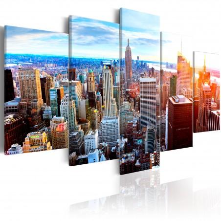 Quadro - New York Sunrise - Quadri e decorazioni