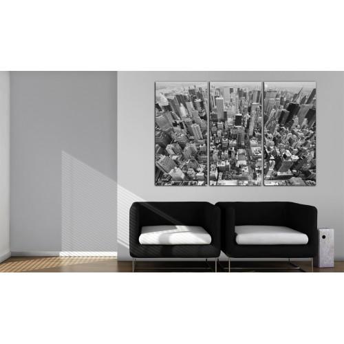Quadro - Panorama incredibile sui tetti di New York - Quadri e decorazioni