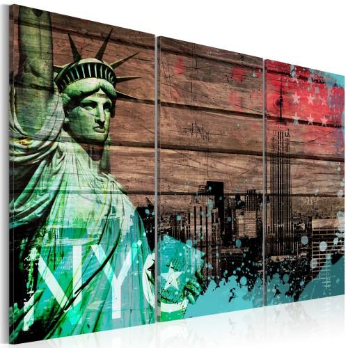 Quadro - NYC collage II - Quadri e decorazioni