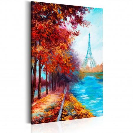 Quadro - Autumnal Paris - Quadri e decorazioni