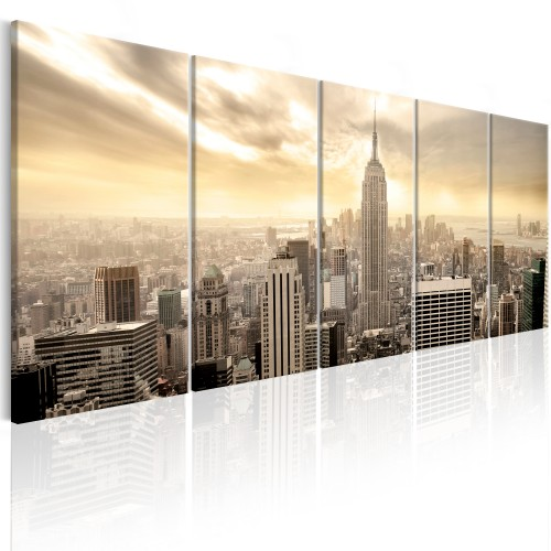 Quadro - New York: View on Manhattan - Quadri e decorazioni