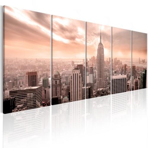 Quadro - New York: Manhattan - Quadri e decorazioni