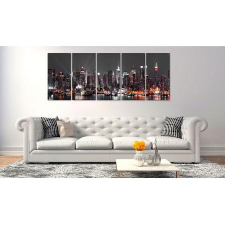 Quadro - New York: Insomnia - Quadri e decorazioni
