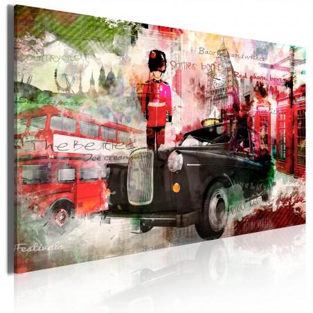 Quadro - Ricordi di Londra - Quadri e decorazioni