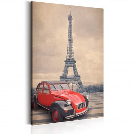 Quadro - Retro Paris - Quadri e decorazioni