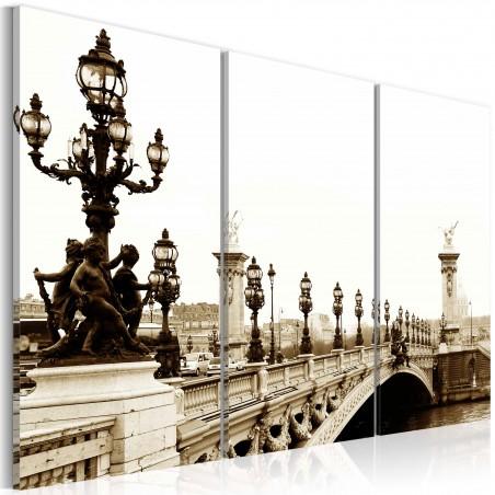 Quadro - Passeggiata romantica per Parigi - Quadri e decorazioni