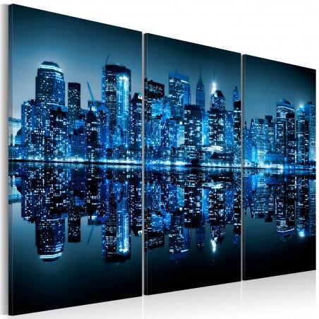 Quadro - Manhattan azzurra - Quadri e decorazioni