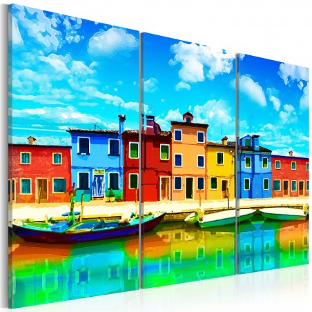 Quadro - Mattina soleggiata a Venezia - Quadri e decorazioni
