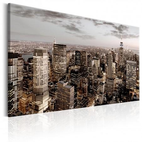 Quadro - New York at Dawn - Quadri e decorazioni