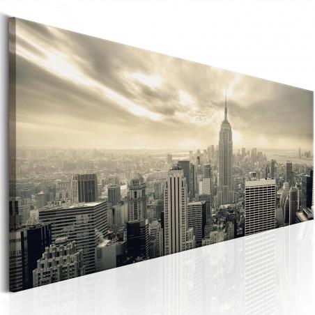 Quadro - NY: Morning Sky - Quadri e decorazioni