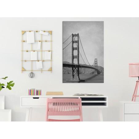 Quadro - Bridge (1 Part) Vertical - Quadri e decorazioni
