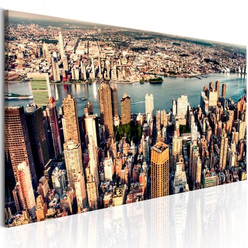 Quadro - Panorama of New York - Quadri e decorazioni