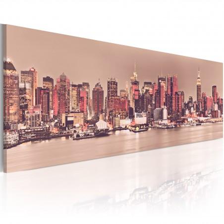 Quadro - New York - City of Light - Quadri e decorazioni