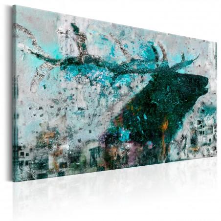 Quadro - Sapphire Deer - Quadri e decorazioni