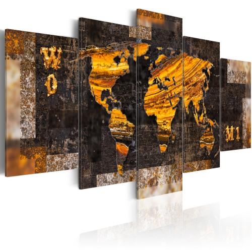 Quadro - Golden Paths - Quadri e decorazioni