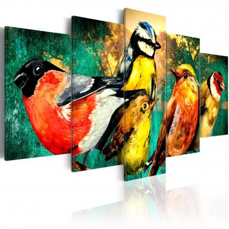 Quadro - Birds Meeting - Quadri e decorazioni