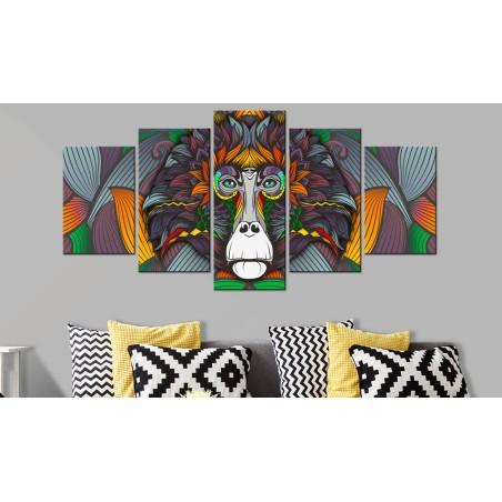 Quadro - Philosopher of the Jungle - Quadri e decorazioni