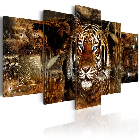 Quadro - Golden Jungle - Quadri e decorazioni