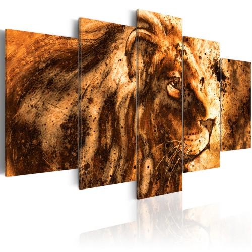 Quadro - Beautiful Lion - Quadri e decorazioni