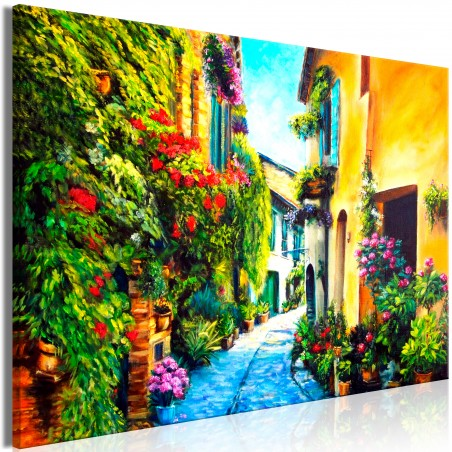 Quadro - Beautiful Street (1 Part) Wide - Quadri e decorazioni