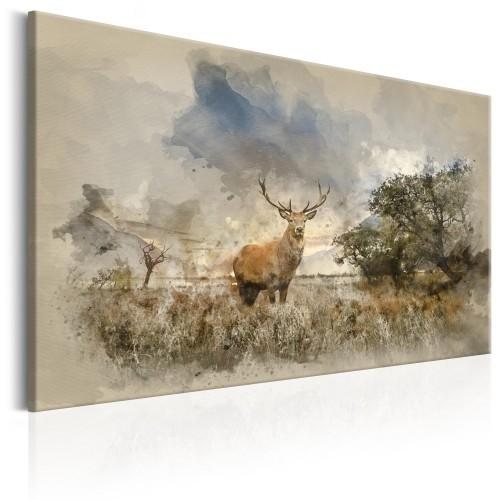 Quadro - Deer in Field - Quadri e decorazioni