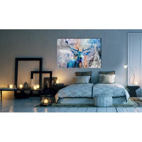 Quadro - Blue Deer - Quadri e decorazioni