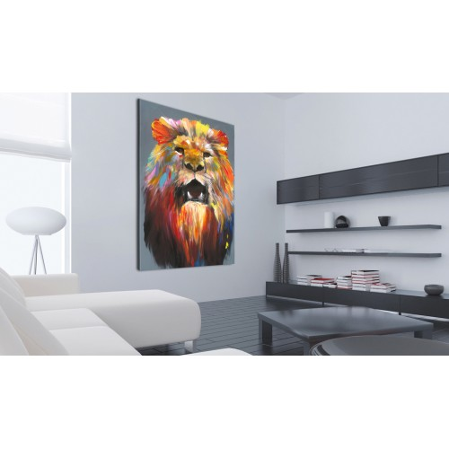 Quadro - King of Colours - Quadri e decorazioni