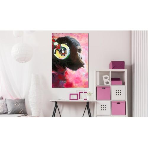 Quadro - Monkey Music - Quadri e decorazioni