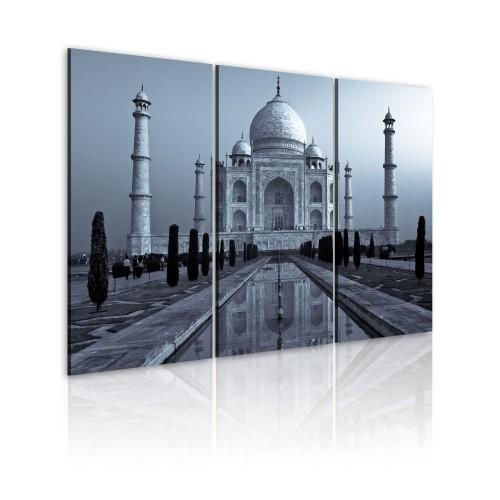 Quadro - Taj Mahal di notte, India - Quadri e decorazioni