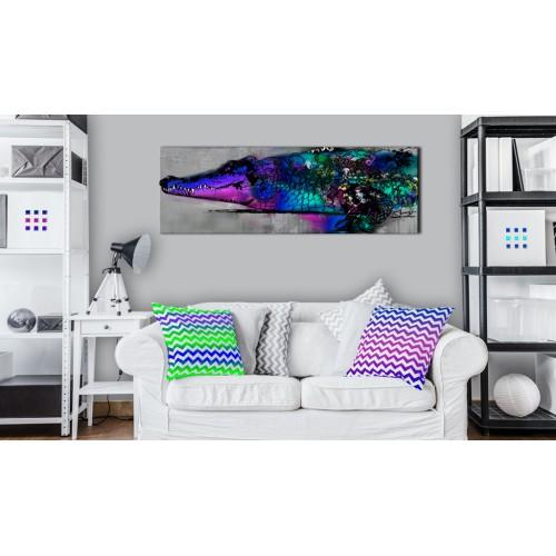 Quadro - Blue Alligator - Quadri e decorazioni