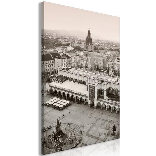 Quadro - Cracow: Cloth Hall (1 Part) Vertical - Quadri e decorazioni