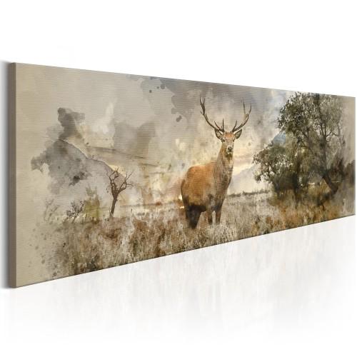 Quadro - Watercolour Deer - Quadri e decorazioni