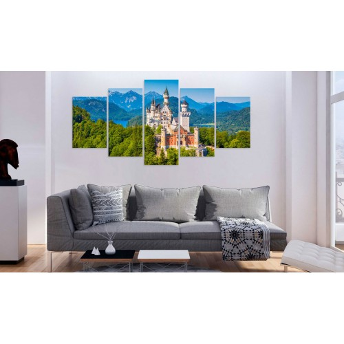 Quadro - Neuschwanstein Castle - Quadri e decorazioni