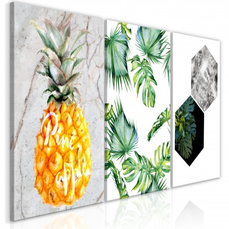 Quadro - Hot Tropics (3 Parts) - Quadri e decorazioni