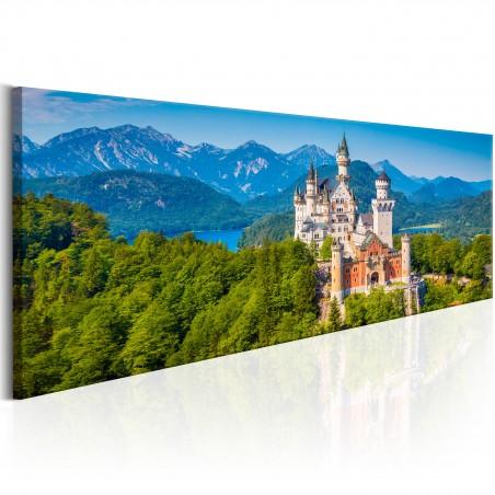 Quadro - Magic Places: Neuschwanstein Castle - Quadri e decorazioni