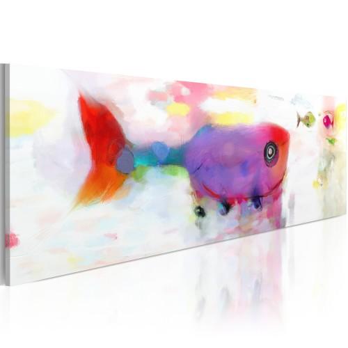 Quadro - Pesci delle profondità marine - Quadri e decorazioni