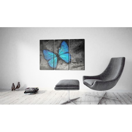 Quadro - Studio della farfalla - trittico - Quadri e decorazioni