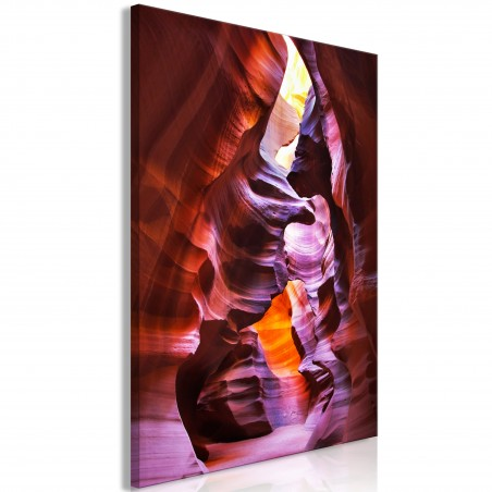 Quadro - Antelope Canyon (1 Part) Vertical - Quadri e decorazioni