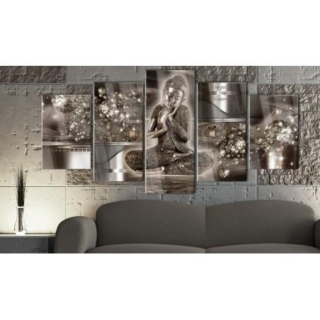 Quadri su vetro acrilico - Inner Harmony [Glass] - Quadri e decorazioni