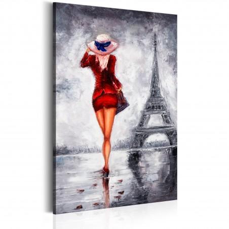 Quadro - Lady in Paris - Quadri e decorazioni