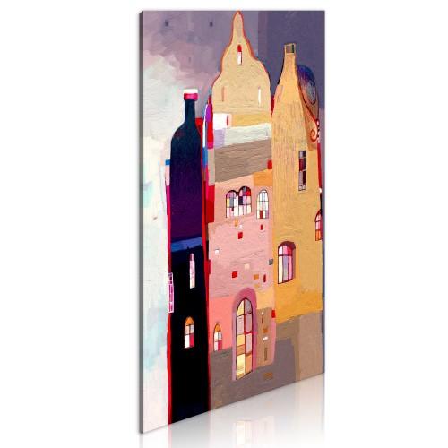 Quadro - Palazzina fiabesca - Quadri e decorazioni